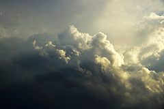 Storm clouds appear (Keith Coldron) Tags: sky storm weather clouds canon atmosphere thunder