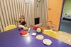 Sam prepares a feast (quinn.anya) Tags: food feast table toddler sam habitot playfood