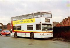 Buffalo Travel GHV979N London Colney (leylandbus) Tags: london buses buffalo daimler fleetline dms colney flitwick ghv979n