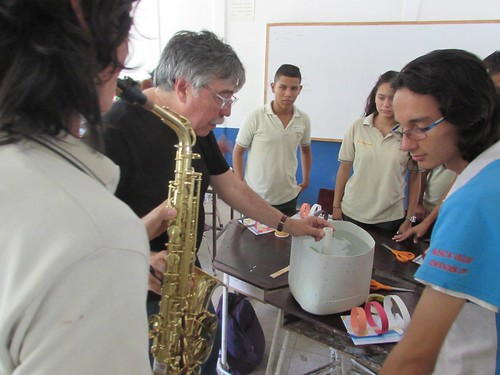 Talleres previos de Modesto Tamez- XVII Congreso 2015