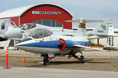 N824NA (david47uk) Tags: nasa lockheed tf104g f104starfighter estrellawarbirdsmuseum n824na