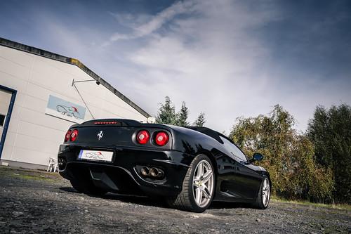 Ferrari F360 Spider Convertible Top