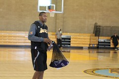 Lakers Shootout at Pechanga 2015, Metta World Peace