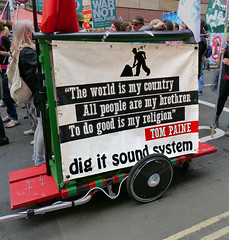 """The world is my country ... "" (Kombizz) Tags: uk people london students bicycle student education cyclist text union wheels digit nhs statement soundsystem conservativeparty protesters bankofengland pensioner thomaspaine brethren publicservices tradeunion politicalactivist tompaine nationaldemonstration housesofparliamen kombizz greedybankers thewelfarestate welfareservices governmentsausterity 1100375 homesnottrident digitsoundsystem defytoryrule endausteritynow peoplesassemblies ideologicalwar theworldismycountry peoplesassembly thepeoplesassembly englishamericanpoliticalactivist"