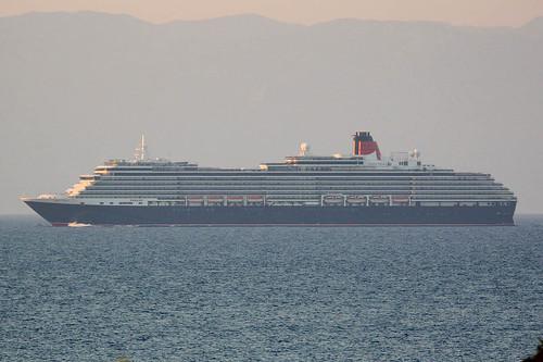 2007 MS Queen Victoria - Cunard - Ixia 2015