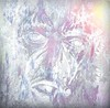 Jack Frost (virtually_supine) Tags: face photomanipulation monotone pale textures layers abstraction grainy frosted icey pasteltones digitalartwork frostflakes photoshopelements9 kreativepeopletreatthis100 sourceimageredmasksculpturebyxandram pse9toolscookiecutterroundcornerborder