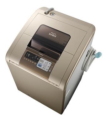 日立洗濯乾燥機 ビートウォッシュ 湯効利用 BW-D9JVの写真