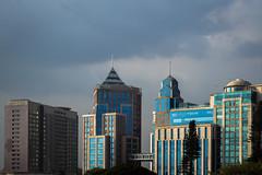 UB City, Bengaluru (Aditya Chandra) Tags: sky urban india mall bangalore tall karnataka luxury ubcity