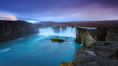 """Godafoss"" Iceland (Pepelahuerta) Tags: paisajes water waterfall iceland islandia agua godafoss cascadas canon6d singhrayfilters ultraangulares pepelahuerta"