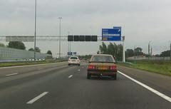 1982 Ford Escort 1.1 L (rvandermaar) Tags: 1982 ford escort 11 l fordescort sidecode4 hp97lr rvdm