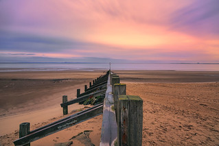 Portobello Sunrise (Thanks for all the Likes & Comments)
