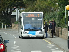 Libertybus 325 (Coco the Jerzee Busman) Tags: uk islands coach ct jersey plus channel libertybus