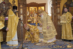 16. The Relics and Personal Things of St. John of Shanghai and San Francisco which were gifted to Svyatogorsk Lavra / Передача в дар мощей и личных вещей свт. Иоанна Шанхайского