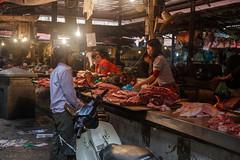 Chau Long Market, Tay Ho, H Ni, Hai Phong, Vietnam (silkylemur) Tags: asia southeastasia market vietnam fullframe hanoi canoneos asean indochina 6d wetmarket vitnam  2015  wietnam vitnam  tayho hni   canonef24105mmf4lisusm  efmount     vietnamas canon6d      cnghaxhichnghavitnam  ngnam canoneos6d     azjapoudniowowschodnia   vijetnam  mainlandsoutheastasia      ef ef eos6d chaulongmarket hnuis      maritimesoutheastasia