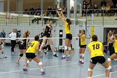 GO4G3304_R.Varadi_R.Varadi (Robi33) Tags: game girl sport ball switzerland championship team women action basel tournament match network volleyball block volley referees viewers