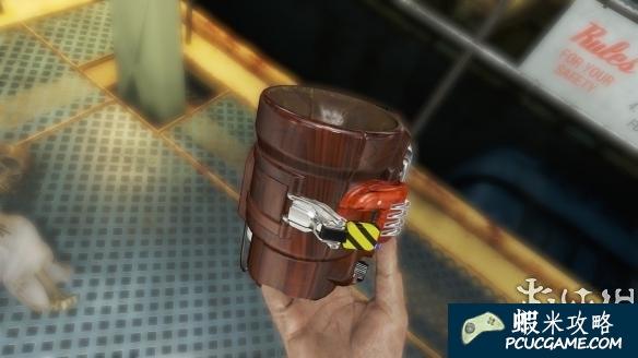 異塵餘生4 極品木質奢華Pip-Boy MOD