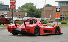 Radical SR3 Supersport (SPV Automotive) Tags: red sports car racecar exotic prototype radical supercar supersport superlight sr3