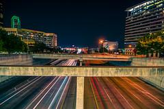 Overpass (alexemueller) Tags: sunset downtown texas tokina photowalk 1116 d7000 tokina111628 dallasphotowalk klydewarrenpark treyusa