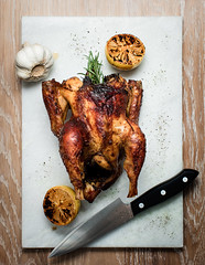 Chicken (Konrad Karlsson) Tags: food chicken lemon bbq grill grilledchicken