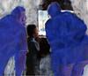 Fenster (Ekatharina) Tags: film handy foto display fenster spiegel menschen beamer blick acryl personen szene beobachten schwarm wahrnehmung gedanken ebenen anschauen