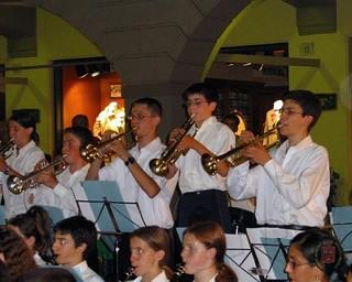 Stage Estivo Giovani Musicisti, 2003