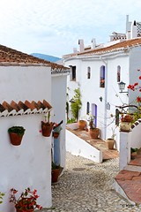 Acebuchal (Kym.) Tags: street house walking spain alley village walk valley andalusia andalucia acebuchal