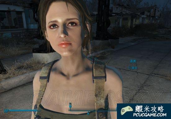 異塵餘生4 NPC捏臉代碼 NPC隨意捏臉方法