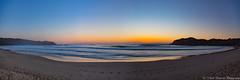 Sunrise @ Diggers Beach, Coffs Harbour (myshutterworld) Tags: coffs harbour nsw sunrise diggers beach waves landscape sun clouds crepuscular rays australia sea ocean surf hdr