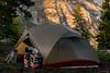 Camp near Sharktooth Creek (speedcenter2001) Tags: wilderness anseladamswilderness california sierranevada sierra sierraphile highsierra mountains outdoor hiking backpacking backcountry bigagnes copperspur campsite camp bearikade