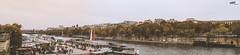 Paris Panorama (FOXTROT|ROMEO) Tags: paris france pano panorama travel eiffelturm tour eiffel fluss city europe