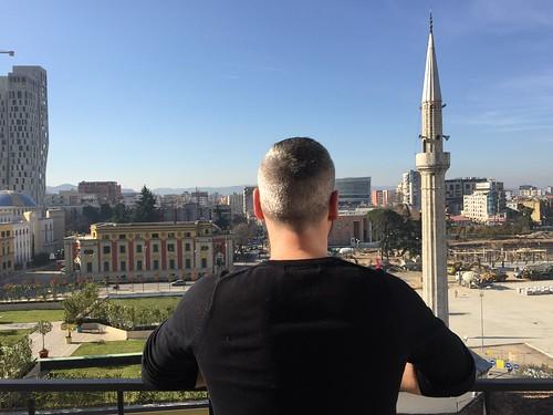 Tirana, Albania, December 2016