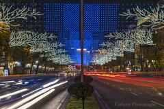 Feliz 2017!!!!!!!!!!!! (Carhove) Tags: urban noel navidad light luces city madrid spain españa nikon