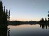 IMG_20160910_193016 (cyborgsuzy) Tags: sunrisesunset canoe caitlin cj lake