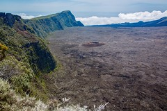 Formica Leo Crater on the Piton de la Fournaise on Réunion Island (mosesharold) Tags: 201610283y5a0367 volcano réunionisland crater pitondelafournaise peakofthefurnace caldera levolcan