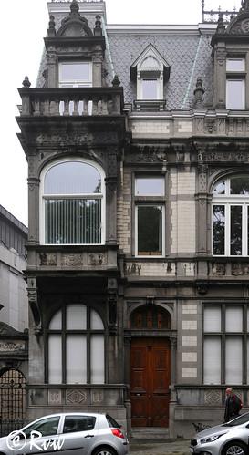 Verviers -- Rue de la Concorde 43