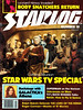 Starlog #19 (1979) - Star Wars Holiday Special cover (Tom Simpson) Tags: starlog 1979 starwarsholidayspecial cover 1970s thestarwarsholidayspecial cantina tatooine vintage alien starwars behindthescenes cast