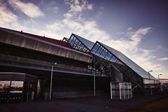 Keflavík International Airport (bacon.dumpling) Tags: keflavík iceland airport architecture building keflavíkinternationalairport nikond750 nopeople nobody outdoor sigma24mmf14dghsmart sky tourism travel traveling