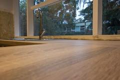 271/366 - New worktop! (Spannarama) Tags: 366 september worktop kitchen tap sink window diy home