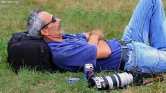 Moi (Laurent Quérité) Tags: spotter aéroportderennes people portrait homme man canoneos450d meetingaérien airshow photographe rennes france laurentquerite