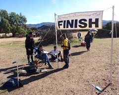 060 Another Entry In The Finish Log (saschmitz_earthlink_net) Tags: 2017 california orienteering vasquezrocks aguadulce losangelescounty laoc losangelesorienteeringclub