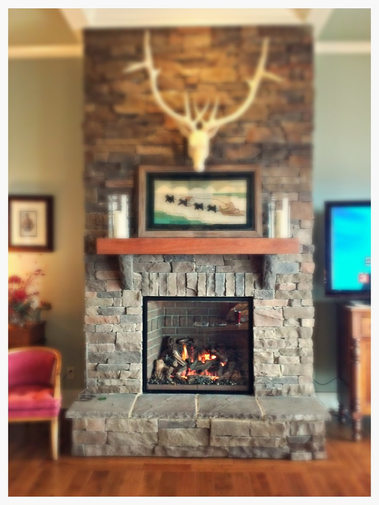 Mendota FV-46 Fireplace. Chattanooga, Tn.
