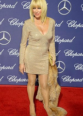 Suzanne Somers (My favourite beauties) Tags: suzannesomers sexy sex milf gilf mature cougar tits breasts legs beautiful stunning minidress glamor