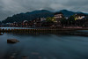 Fenghuang at dawn (Sessiongraff) Tags: chine fenghuang dawn china aube old city vieille ville village chinese sunrise water river stone stepping