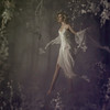Forest Dreamer ('_ellen_') Tags: woman forest dreamer dreaming white dress flowers trees