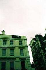 The Lady (oh it's amanda) Tags: ricohff1 london londonengland thelady 35mm xpro crossprocessed fujisensia400 expiredfilm expirationdateunknown