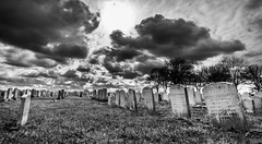IMG_1122 (bryaneberly@ymail.com) Tags: canoneos7d canonefs1018mmf4556isstm wideangle wideanglelens cemetery tombstones mennonitechurch lancastercounty amishcountry