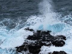 Lava rock (thomasgorman1) Tags: wave waves rock lava sea ocean water lanai hawaii