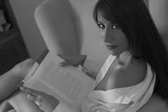 The erotic book (Chemases) Tags: boudoir beauty belleza femenina woman body sexy lencería lingerie eroticism