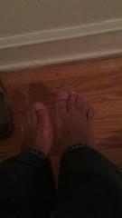 IMG_0768 (_bagent1) Tags: myfeet boyfeet chubbyfeet barefeet bearfeet thickfeet chubbytoes chubby chubbysoles soles slides sandals tops toes