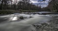 The river Dart (Through-my-eyes.) Tags: devon dartmoor trees tree riverdart water longexposure filter 10stopfilter rocks river stream creek